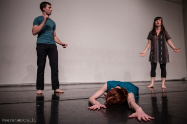 Soren Santos, Christy Crowley, and Julie Douglas - Photo by Serena Morelli